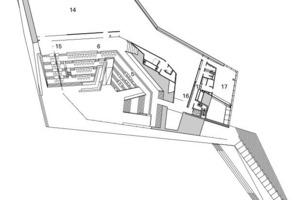 Grundrisse Ebene 2, M 1:1000<br />