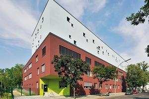 1. Preis 2014 Öffentliche Gebäude: Evangelische Grundschule, Berlin-Wilmersdorf – ZOOMARCHITEKTEN, Berlin