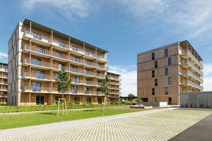 Wohnbau auf dem Areal der ehemaligen Hummelkaserne in Graz-Reininghaus von SPS Architekten, Thalgau