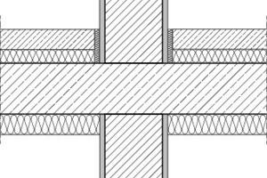 Ψ-Wert: 0,353 W/(m·K), gefordert: 0,470 W/(m·K); U-Wert: 0,223 W/(m<sup>2</sup>K)