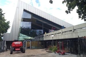 Das Dach vor der Sanierung