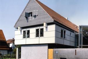 1992: Kinderhaus Alte Mühle in Tübingen-Derendingen<br />