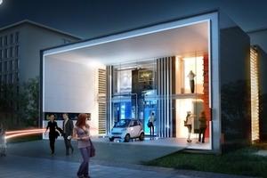 Energie-Plus-Haus in Berlin
