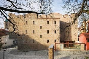 Hinter feinstem Klinkerkleid: das Kunstmuseum Ravensburg