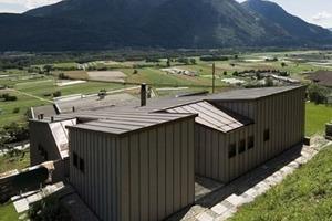 Haus im Tessin/CH - Davide Macullo Architetto, Lugano/CH