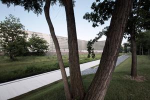 Ort? BND-Zentrale (Kleihues & Kleihues Architekten)
