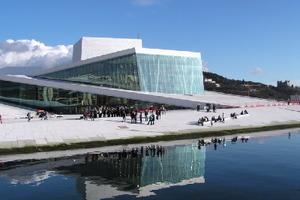 Die Neue Oper, Oslo/N - Snøhetta