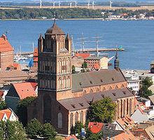 St. Jakobi, Stralsund