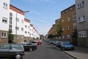 Siedlung Bruchsteinstrasse (Zickzackhausen)