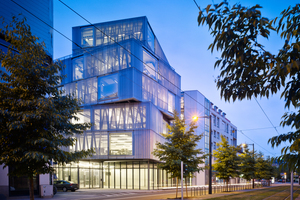 Ecole d'architecture in Strasbourg, Marc Mimram Architecture & Associes