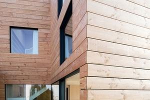Preisgekrönt: SCL – Bürohaus, Bischofsheim Verfasser: MIND Architects Collective, Bischofsheim Bauherr: Julia Buschlinger, Bischofsheim