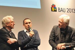 v. l.: Bob Gysin, Eike Roswag ...