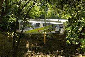 Das Architektürbüro versteckt sich in den Wäldern bei Madrid<br />