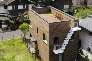 2. Preis: Einfamilienhaus in Kamakura/Japan