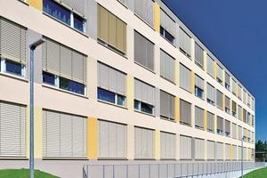 Erweiterung SRH Gesundheitszentrum Bad Wimpfen: Die Baugeschwindigkeit, die finanzielle Sicherheit und die geringe Belastung für die Patienten gaben den Ausschlag für den Wechsel von Massivbau zu Modulbau