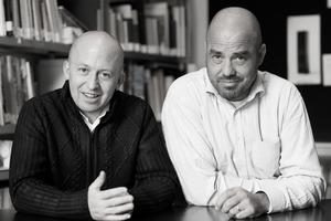 Portrait von Andreas Hild (rechts) und Dionys Ottl, Foto: Wilfried Dechau
