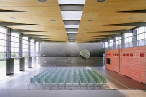 2003: Mehrzweckhalle in Rottenburg<br />
