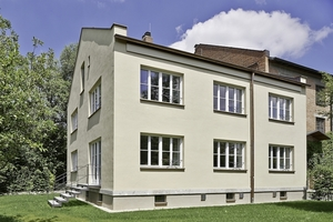 Anerkennung: Sanierung des Pfarrhauses der Erlöserkirche in Landshut von Neumeister & Paringer, Landshut