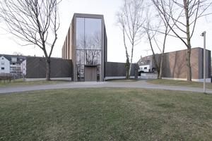 kap Preisträger 2014: Immanuell Kirche mit Gemeindezentrum (Sauerbruch + Hutton, Berlin)