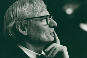 Louis Kahn, ca. 1972