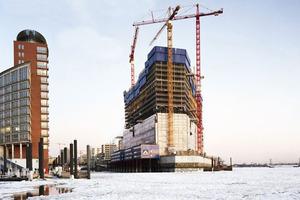 Baustellenwirklichkeit sieht aber immer anders aus; in Hamburg beschäftigt sich mit ihr nun der Richter