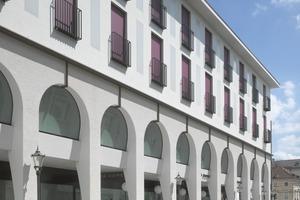 Büro- und Geschäftshaus Kaiserkarree in Karlsruhe, Lederer Ragnarsdóttir Oei Architekten