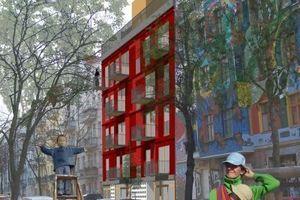 Wohnprojekt Kreuziger Strasse