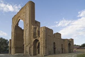 Mausoleum Ishrat Khane