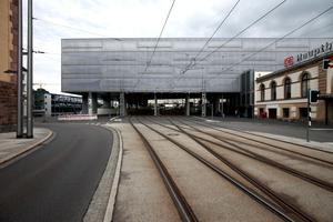 Hauptbahnhof Chemnitz, Umbau, Chemnitz