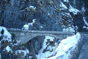 Schanerlochbrücke Bestand