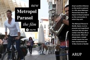 Metropol Parasol. Der Film, made by ARUP