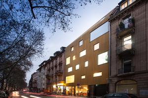 Baulücke Lange Ritterstraße, Motorlab Architekten