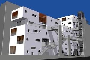C13 - mehrgeschossiger Holzbau, Berlin - Entwurf: Kaden Klingbeil Architekten, Berlin