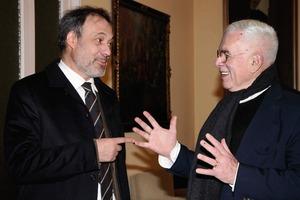 Roberto Varela im Gespräch mit Peter Eisenman<br />