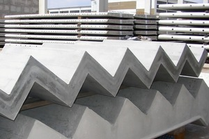 Vergleich Ducon-Treppe mit einer Stahlbetontreppe gleicher Spannweite<br />