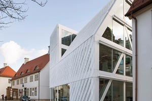 Neubau der Kulturstiftung des Bundes am Franckeplatz 2 in Halle (Saale)<br />