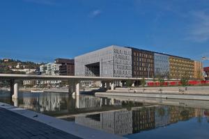 Büro-und Wohngebäude Le Monolithe in Lyon<br />