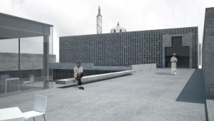 Preisträger 2010: Islamisches Zentrum, Aachen - Kalliopi Ousoun-Andreou und Stanimir Zhelyazkov