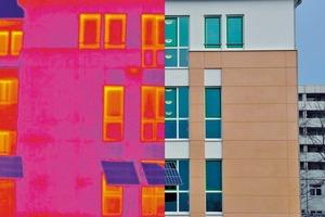 Abb. 4: Thermische Optimierung der Fassade mit Stahlbeton-Sandwichelementen