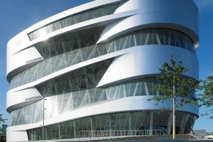 Mercedes-Benz Museum, Stuttgart - UNStudio, AJ, Amsterdam