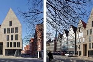 """In der Kategorie Einzelobjekte erhält das Projekt """"Ulrich-Gabler-Haus Lübeck"""" einen Preis (s. hierzu ausführlich DBZ 06 2014)"""
