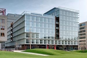 Centurion Commercial Center, Hamburg – Baumschlager-Eberle, Lochau ZT GmbH