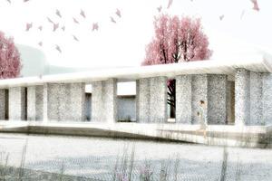 Low-Cost Smart Material House, IBA Hamburg - Barkow Leibinger Architekten - Projektteam mit Schlaich Bergermann Ingenieure und Transsolar Energietechnik