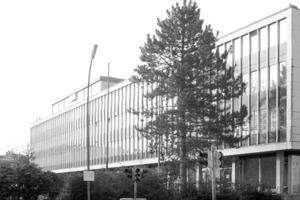 Gerettet: Rathaus Elmsholm, Nordansicht