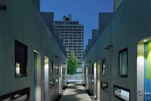 Kreative Denkmalpflege: Studentenwohnanlage in München<br />