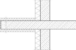 Abb. 10: Balkonplatte wird eingepackt