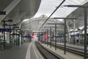 Österreich: Hauptbahnhof Salzburg - kadawittfeldarchitektur, Aachen