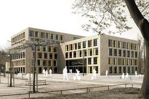 Charité Neubau Universitätsmedizin Berlin – Stefan Ludes Architekten, Berlin