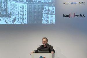 Forum Zukunft des Bauens, Halle C2, - Standortqualität als Basis nachhaltiger Architektur: Von der Addition zur Integration, Thomas Auer, Transsolar