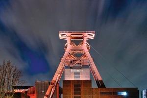 Sinnbild für Architektur und Energie und Exkursionsziel: Die stillgelegte und IBA-reanimierte Zeche Zollverein